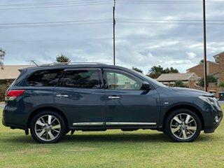 2015 Nissan Pathfinder R52 MY15 Ti X-tronic 2WD Blue 1 Speed Constant Variable Wagon