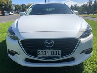 2016 Mazda 3 BM5476 Neo SKYACTIV-MT Snowflake White 6 Speed Manual Hatchback.