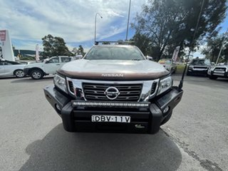 2015 Nissan Navara D23 RX White 6 Speed Manual Utility.