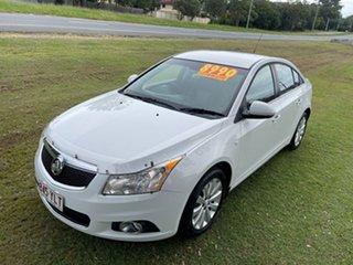 2011 Holden Cruze JH Series II MY11 CDX 6 Speed Sports Automatic Sedan.