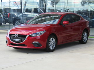 2014 Mazda 3 BM5278 Touring SKYACTIV-Drive Red 6 Speed Sports Automatic Sedan.