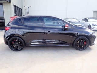 2015 Renault Clio X98 RS Sport Premium Black and Red 6 Speed Automatic Hatchback