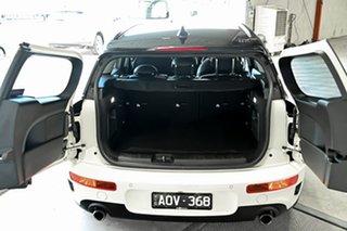 2017 Mini Clubman F54 Cooper S Steptronic White 8 Speed Sports Automatic Wagon