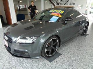 2012 Audi TT 8J MY13 S Tronic Grey 6 Speed Sports Automatic Dual Clutch Coupe