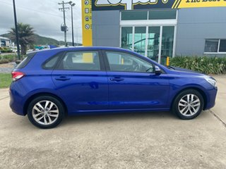 2019 Hyundai i30 PD2 MY19 Active Blue/300419 6 Speed Sports Automatic Hatchback.