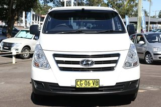 2015 Hyundai iLOAD TQ3-V Series II MY16 White 5 Speed Automatic Van