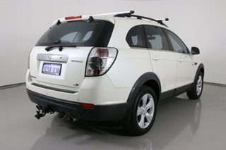 2012 Holden Captiva CG MY12 7 CX (4x4) White 6 Speed Automatic Wagon