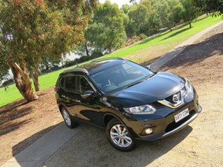 2016 Nissan X-Trail T32 ST-L X-tronic 4WD Black 7 Speed Constant Variable Wagon