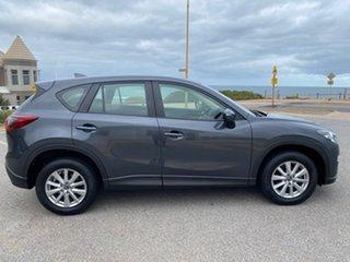 2017 Mazda CX-5 KE1032 Maxx SKYACTIV-Drive i-ACTIV AWD Grey 6 Speed Sports Automatic Wagon.