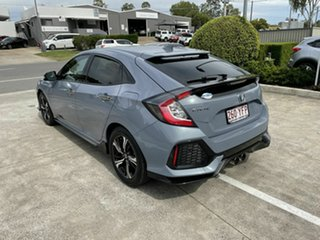 2018 Honda Civic 10th Gen MY18 RS Grey 1 Speed Constant Variable Hatchback