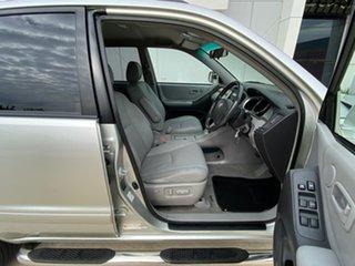 2005 Toyota Kluger MCU28R MY06 CVX AWD Silver 5 Speed Automatic Wagon