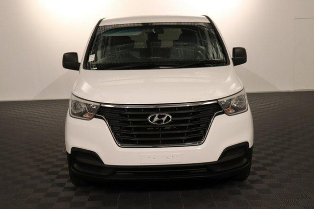 Used Hyundai iLOAD TQ4 MY19 Crew Cab Acacia Ridge, 2018 Hyundai iLOAD TQ4 MY19 Crew Cab White 5 speed Automatic Van