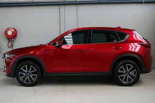 2017 Mazda CX-5 MY17 Akera (4x4) Red 6 Speed Automatic Wagon