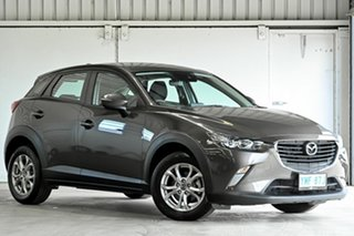 2017 Mazda CX-3 DK2W7A Maxx SKYACTIV-Drive Grey 6 Speed Sports Automatic Wagon.