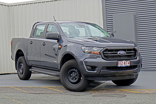 Used Ford Ranger PX MkIII 2021.25MY XL Springwood, 2020 Ford Ranger PX MkIII 2021.25MY XL Grey 6 Speed Sports Automatic Double Cab Pick Up