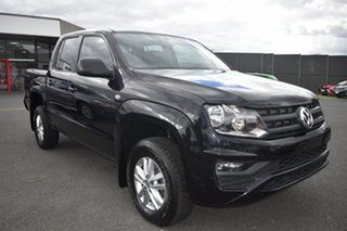 2016 Volkswagen Amarok 2H MY17 TDI420 4MOTION Perm Core Black 8 Speed Automatic Utility