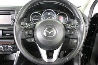 2014 Mazda CX-5 MY13 Upgrade Akera (4x4) Blue 6 Speed Automatic Wagon