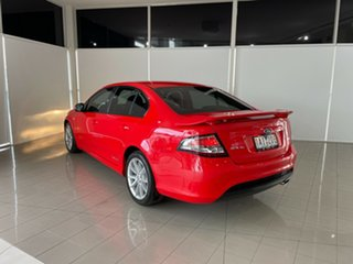 2014 Ford Falcon FG MkII XR6 EcoLPi Red 6 Speed Sports Automatic Sedan
