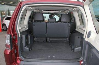 2021 Mitsubishi Pajero NX MY21 Exceed Terra Rossa 5 Speed Sports Automatic Wagon