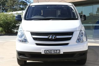 2013 Hyundai iLOAD TQ2-V MY13 White 6 Speed Manual Van