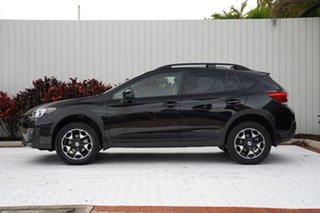 2018 Subaru XV G5X MY18 2.0i-L Lineartronic AWD Black/partial 7 Speed Constant Variable Wagon