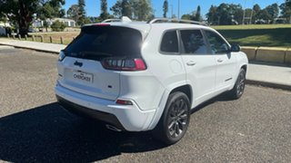 2020 Jeep Cherokee KL MY21 S-Limited Bright White 9 Speed Sports Automatic Wagon