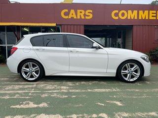 2012 BMW 1 Series F20 118i 6 Speed Manual Hatchback.