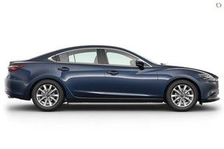 2021 Mazda 6 GL1033 Sport SKYACTIV-Drive Blue 6 Speed Sports Automatic Sedan