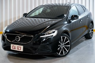 2016 Volvo V40 M Series MY16 D2 Adap Geartronic Kinetic Black 6 Speed Sports Automatic Hatchback.