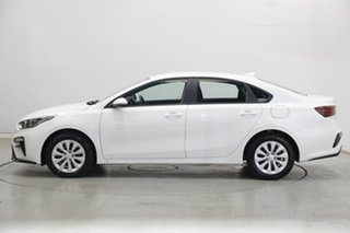 2020 Kia Cerato BD MY21 S Clear White 6 Speed Sports Automatic Sedan
