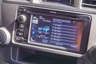 2013 Toyota Kluger GSU45R MY12 KX-S AWD Beige 5 Speed Sports Automatic Wagon