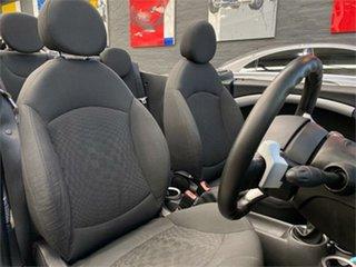 2010 Mini Cabrio R57 Cooper S Silver Sports Automatic Convertible