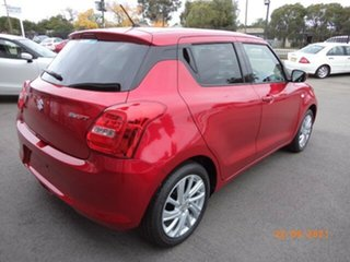 2021 Suzuki Swift AZ Series II GL Navi Burning Red Continuous Variable Hatchback