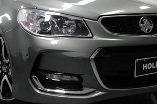 2015 Holden Commodore VF II MY16 SS V Prussian Steel 6 Speed Sports Automatic Sedan