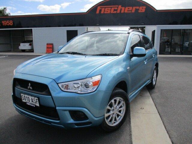 Used Mitsubishi ASX XB MY13 Aspire 2WD Murray Bridge, 2012 Mitsubishi ASX XB MY13 Aspire 2WD Blue 5 Speed Manual Wagon