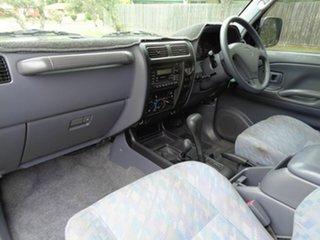 2000 Toyota Landcruiser Prado VZJ95R GXL Green 4 Speed Automatic Wagon