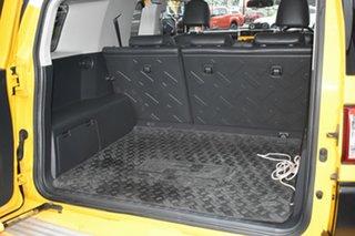 2011 Toyota FJ Cruiser GSJ15R Yellow 5 Speed Automatic Wagon