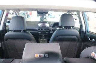 2021 Hyundai Kona Os.v4 MY21 Elite 2WD Surfy Blue 8 Speed Constant Variable Wagon