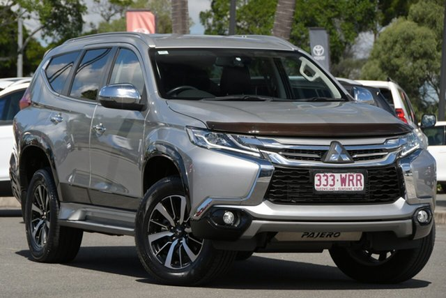 Used Mitsubishi Pajero Sport QE MY16 GLS North Lakes, 2016 Mitsubishi Pajero Sport QE MY16 GLS Silver 8 Speed Sports Automatic Wagon