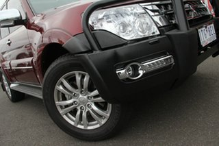2021 Mitsubishi Pajero NX MY21 Exceed Terra Rossa 5 Speed Sports Automatic Wagon.