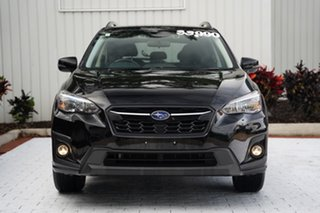 2018 Subaru XV G5X MY18 2.0i-L Lineartronic AWD Black/partial 7 Speed Constant Variable Wagon.