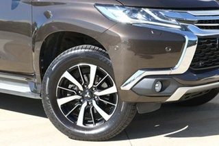 2015 Mitsubishi Pajero Sport QE MY16 Exceed Bronze 8 Speed Sports Automatic Wagon