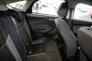 2013 Ford Focus LW MK2 Ambiente White 6 Speed Automatic Hatchback