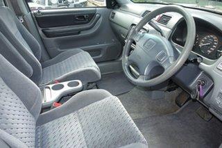 2000 Honda CR-V Sport 4WD White 4 Speed Automatic Wagon