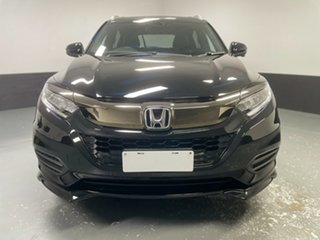 2019 Honda HR-V MY19 RS Black 1 Speed Constant Variable Hatchback.