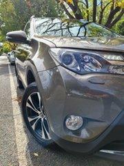 2014 Toyota RAV4 ASA44R MY14 Cruiser AWD Bronze 6 Speed Sports Automatic Wagon.