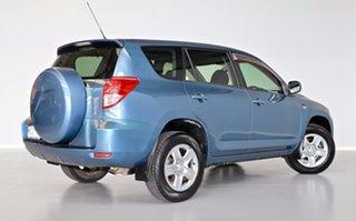 2007 Toyota RAV4 ACA33R MY08 CV Blue 4 Speed Automatic Wagon.