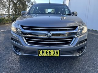 2017 Holden Colorado RG MY17 LS Pickup Crew Cab 4x2 Grey 6 Speed Sports Automatic Utility
