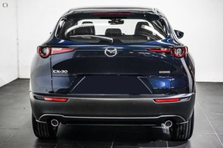 2021 Mazda CX-30 DM2WLA G25 SKYACTIV-Drive Touring Blue 6 Speed Sports Automatic Wagon.