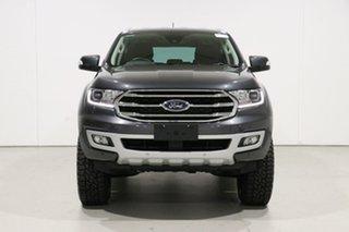 2020 Ford Everest UA II MY20.25 Trend (4WD 7 Seat) Grey 10 Speed Auto Seq Sportshift SUV.